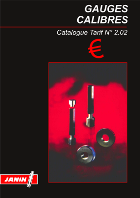 Catalogue Calibres 2.02 - 2002
