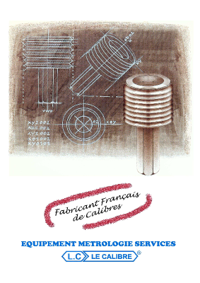 Catalogue Métrologie EMS 2011